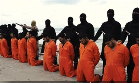 Video shows ISIS beheading 21 Egyptian Coptic Christians