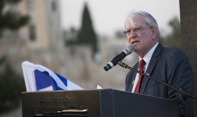 Marc Zell, the co-chairman of Republican Overseas Israel