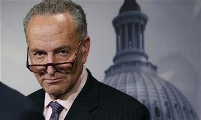 """Schumer-Challenger: Israel is """"NATO's South-Eastern Flank"""""""