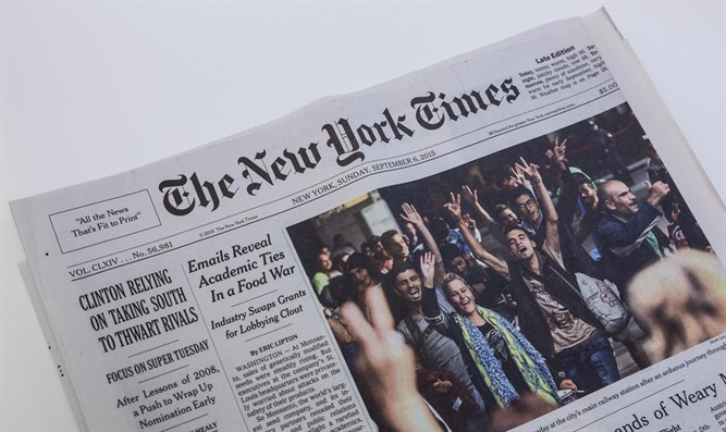 The NYT's failure to rededicate itself to fairness - Opeds