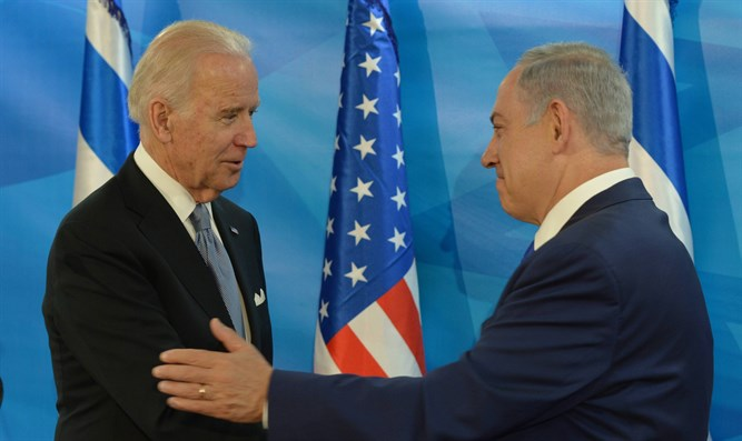 Netanyahu and Biden