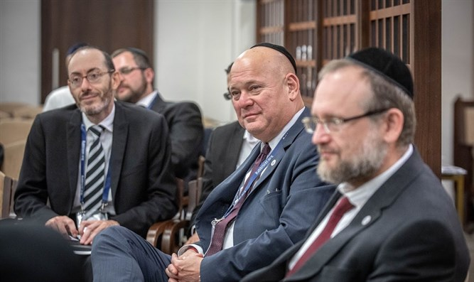 European rabbis meet to discuss community issues
