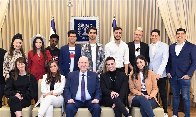 Rivlin at launch of initiative