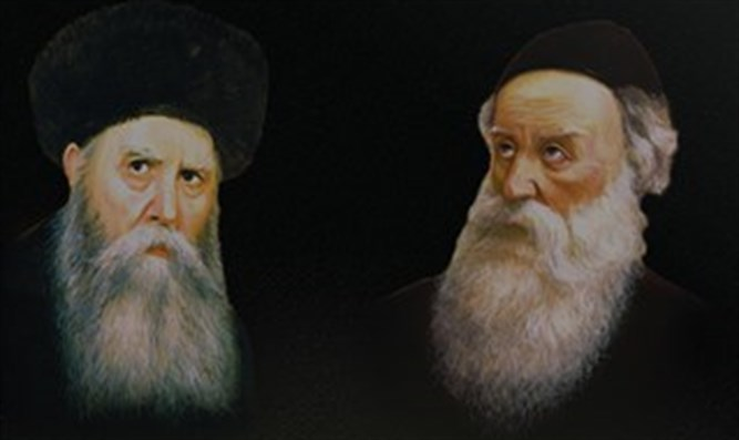 Chabad Rebbes