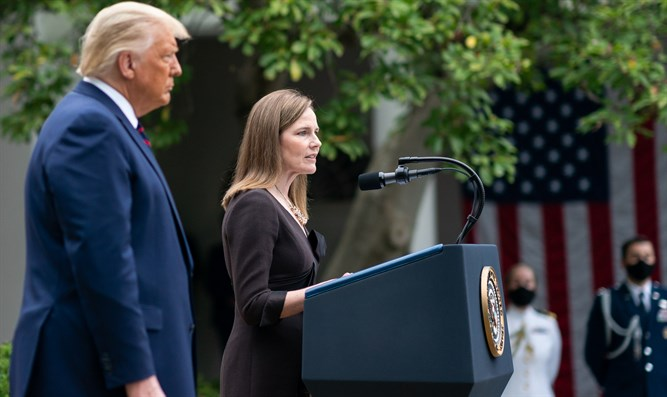 President Trump Nominates Judge Amy Coney Barrett