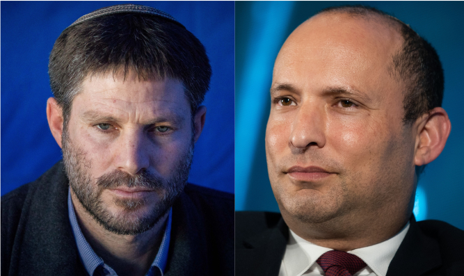 Smotrich and Bennett
